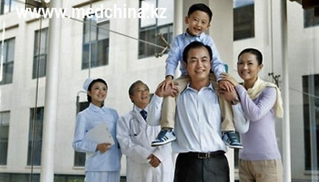 Методы лечение детей в Китае