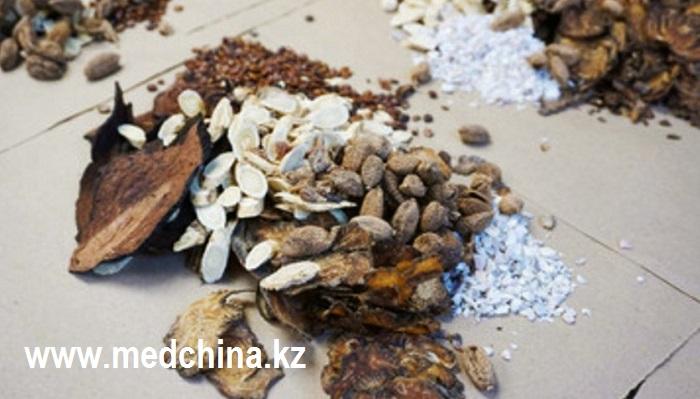 китайская медицина простатита
